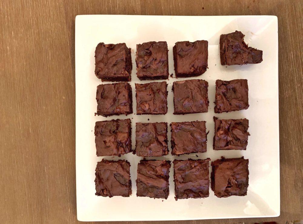 Brownies ultimes à l'avocat