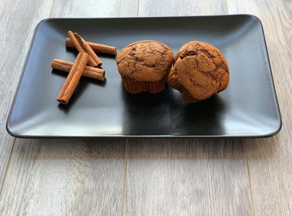 Muffins au pain d'épices