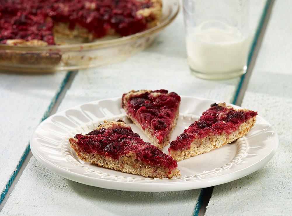 Jumbo Raspberry Cookies