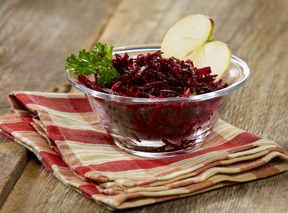 Beet & Apple Salad